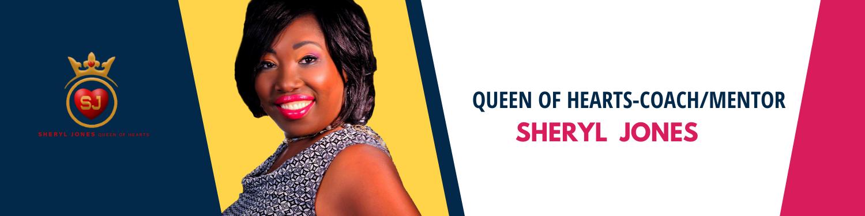Sheryl Jones Queen of Hearts
